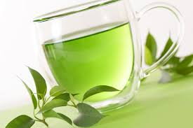 الشاي الأخضر للتخلص من دهون البطن