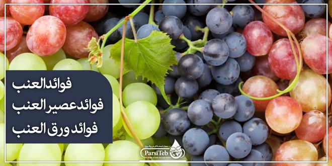 فوائد العنب-فوائد عصير العنب-فوائد ورق العنب
