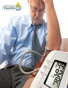 ضغط الدم المرتفع  من مضاعفات السمنة على الجسم