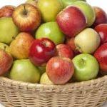 علاج الكبد الدهني-التفاح