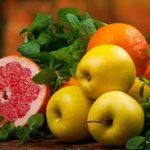 فواكه وخضروات للكبد