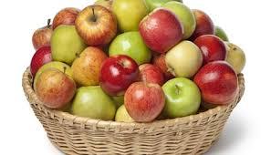 10 فواکه لمرضی السكري- التفاح