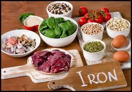 أطعمة لعلاج فقر ادم الناتج عن عوز الحديد