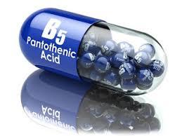 حمض البانتوثنيك- فيتامين ب5-فيتامينB5