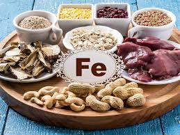 المواد الغذائية التي تقضي على الاكتئاب-مصادر الحديد