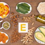 طرق زيادة حجم السائل المنوي-فيتامين E