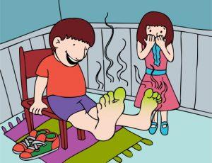 نصائح لعلاج التعرق