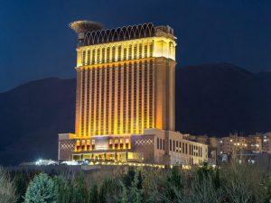 أفضل فنادق إيران-أفضل فنادق طهران-فندق اسبيناس بالاس