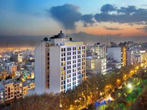أفضل فنادق إيران-أفضل فنادق طهران-فندق اسبيناس