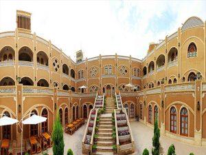 أفضل فنادق إيران- أفضل فنادق يزد- فندق داد