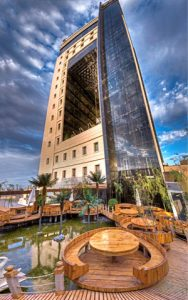 فندق درويشي الفاخر أرقى فندق في إيران