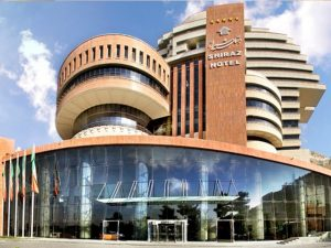 أفضل فنادق إيران- أفضل فنادق شيراز- فندق شيراز الكبير