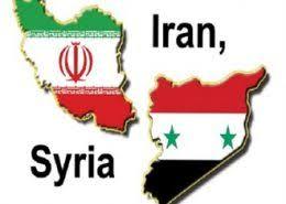 التجارة مع إيران-سوريا