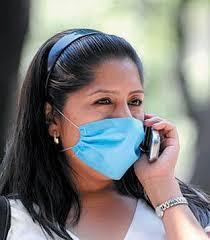 الوقاية من البرد باستخدام الكمام الطبي