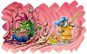 الكوليسترول الجيد والسيء أو الضار- HDLوLDL