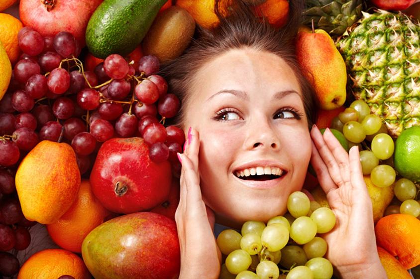 حمية غذائية صحية للحصول على شعر صحي