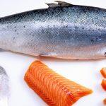 سمك السلمون للحفاظ على صحة القلب