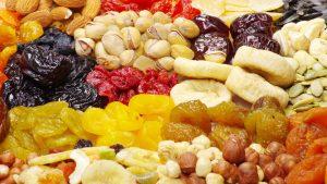 تنظيم وتعديل دقات القلب بلب الفواكه