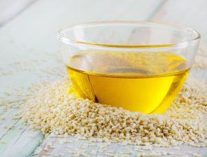 الزيوت المفيدة للقلب-الدهون المفيدة للقلب-زيت السمسم