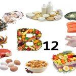 الفيتامينات الضرورية لفترة الشيخوخة-فيتامين B12
