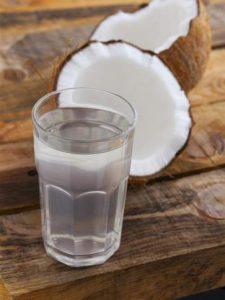 بدائل القهوة الصحية-ماء جوزالهند