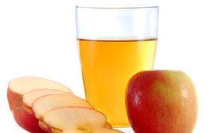 بدائل القهوة الصحية-مشروب التفاح