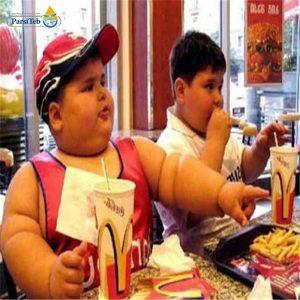 الكبد الدهني في الأطفال والمراهقين-أسباب إصابة الأطفال والمراهقين بالكبد الدهني-السمنة والوزن الزائد