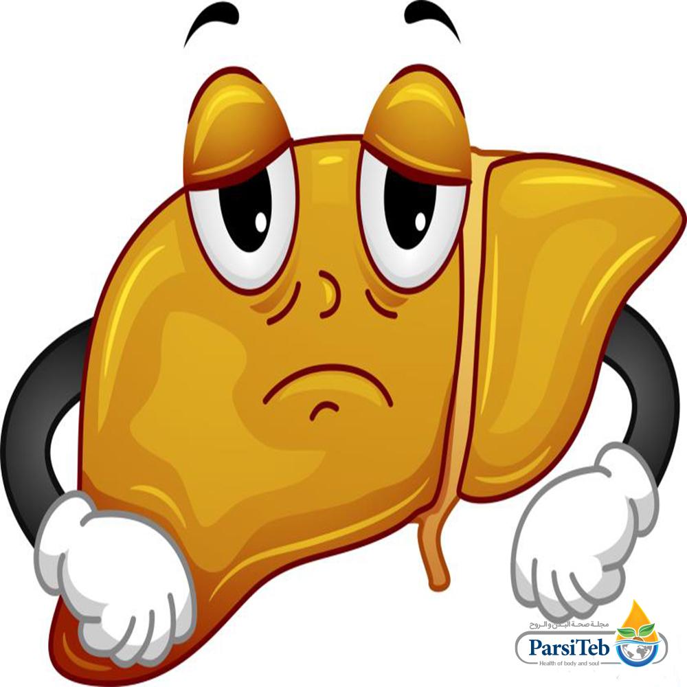 الكبد الدهني-دهون الكبد- تدهن الكبد-تشحم الكبد