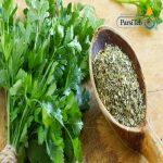 البقدونس من ضمن 10 مواد غذائية طاردة للسموم