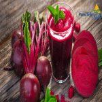 البنجر من ضمن 10 مواد غذائية طاردة للسموم من الجسم