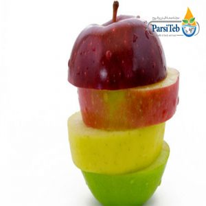 التخلص من الاكتئاب والكبد الدهني بتناول التفاح يوميا