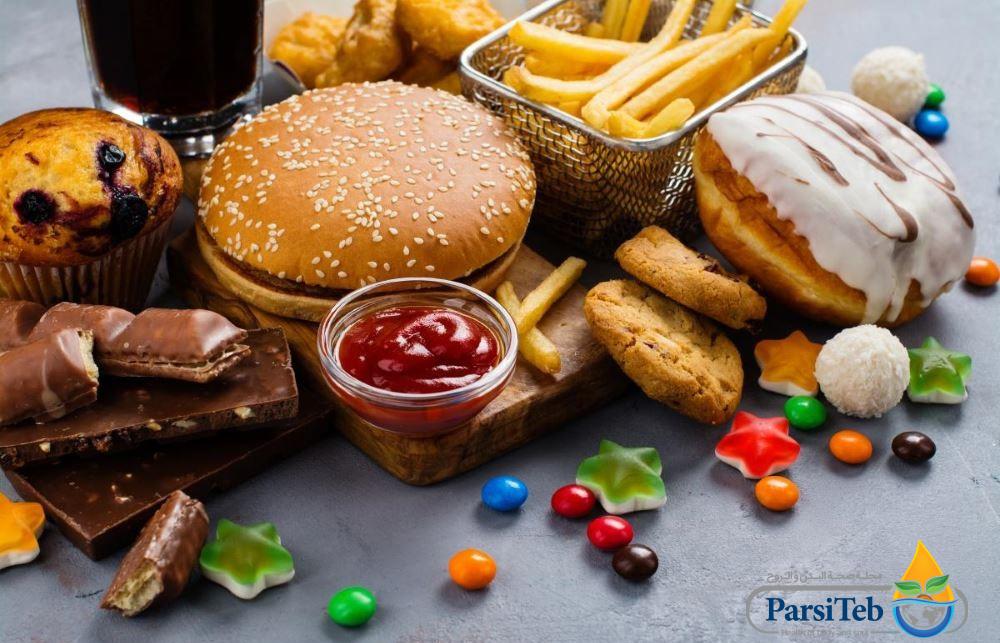 المواد الغذائية التي تسبب الاكتئاب-المواد الغذائية المعالجة