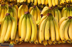 الموز غني من المغنيسيوم ومفيد للحفاظ علي صحة القلب