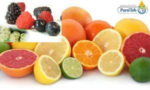 14 أكلة صانعة للكولاجين-الحمضيات وأنواع التوت