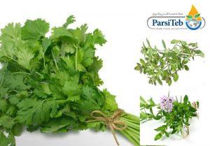 8 اعشاب طبية لصحة وتقوية الدماغ-البقدونس والزعتر