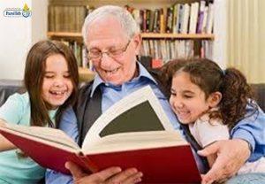 المسنين- كبارالسن- المسنين والعلاقات الأسرية