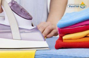 غسل وكي الملابس للوقاية والتخلص من القمل والصئبان