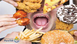 9أسباب غيرمرغوبة للسمنة وزيادة الوزن_الإفراط في تناول الأغذية المعالجة