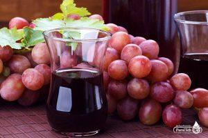 عصير العنب الأحمر لعلاج العدوى البولية
