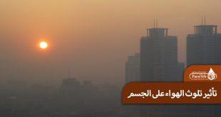 تأثير تلوث الهواء على الجسم-مضاعفات تلوث الهواء على الجسم