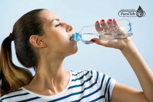 أعراض الإفراط في استهلاك الملح- العطش الدائم