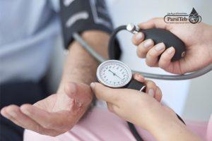 ضغط الدم المرتفع من مضاعفات الإفراط في استهلاك الملح في الحمية الغذائية