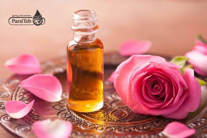 فوائد الورد الجوري وزيت الورد العطري في علاج الأمراض المختلفة