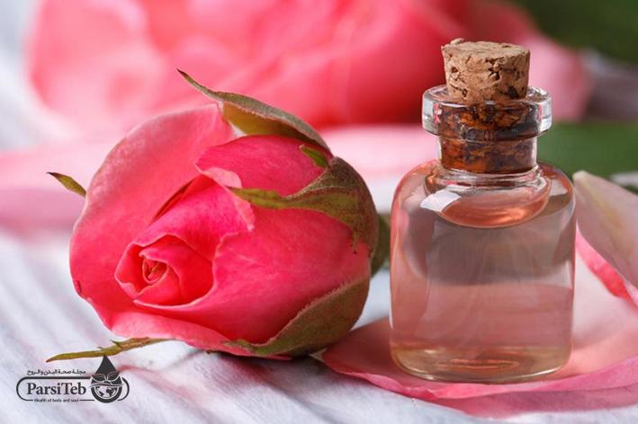 مستخلصات ومنتجات الورد الجوري