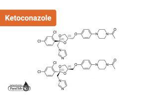 الكيتوكونازول مضاد للقشرة