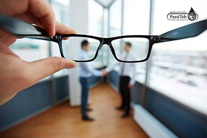 ضبابية الرؤية من علامات الإصابة بالسكري