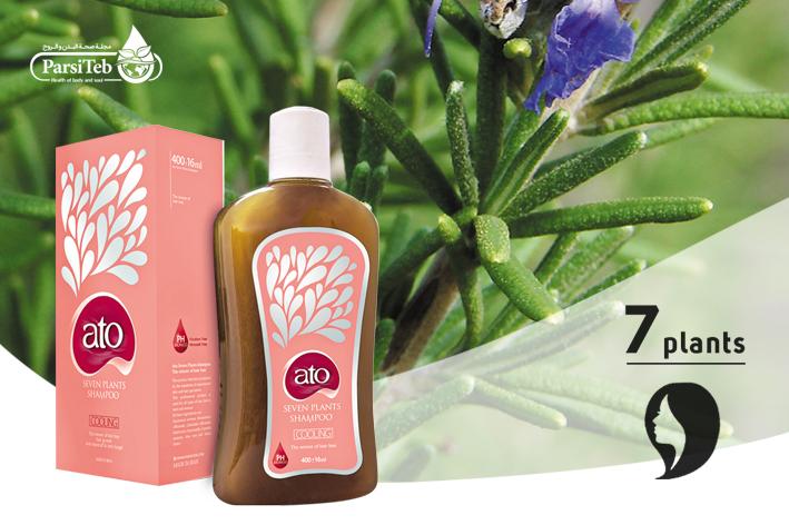 ato-شامبو آتو 7 أعشاب لعلاج تساقط الشعر