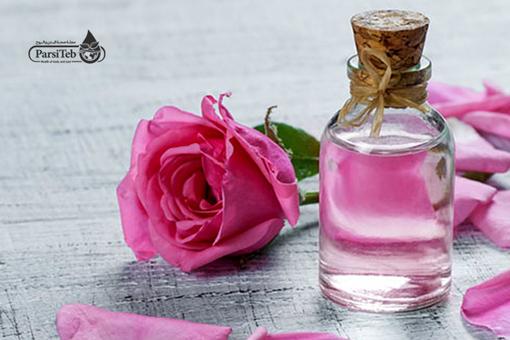 ماء الورد من منظر الطب الشعبي الإيراني