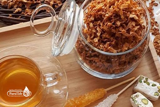 فوائد شاي التفاح والسفرجل