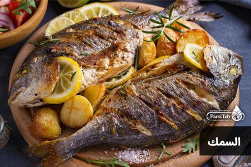 السمك وكيفية الحيوانات المنوية